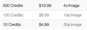 inpaint price