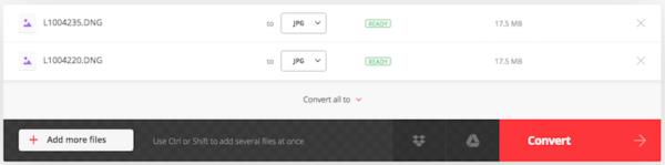 convertio dng to jpg