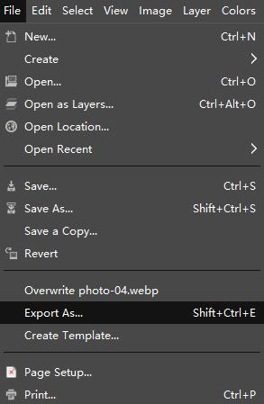 webp to jpg gimp02
