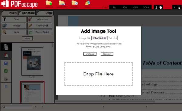 add image to pdf mac online02