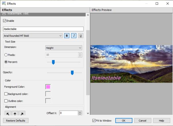 add watermark to photo pixillion02