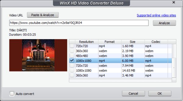 download video with winx