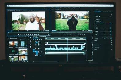 combine video image