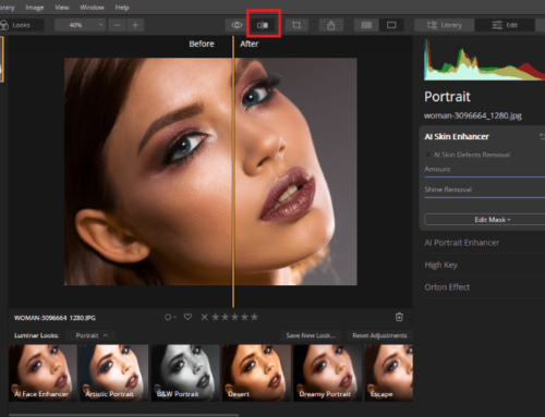 2 Ways to Remove Glare from Photo: The Easiest and Online Free