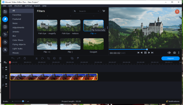 flip video movavi 2
