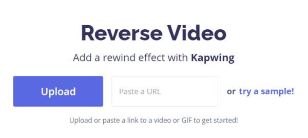 reverse youtube video online 1