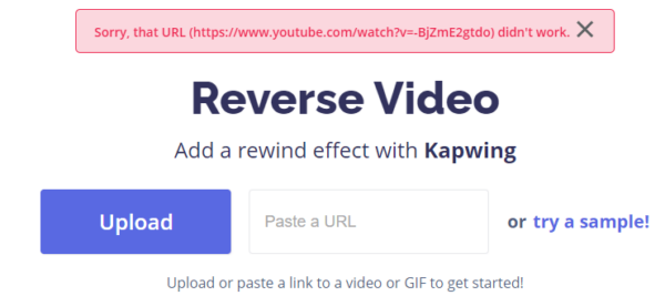 reverse youtube video online 4