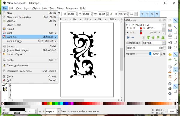 svg to pdf inkscape 2