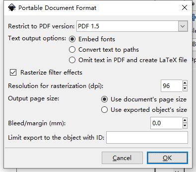 svg to pdf inkscape 4