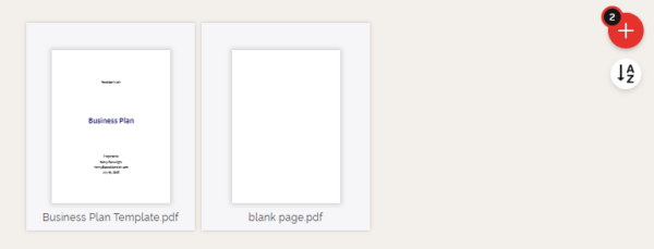 add blank page to pdf online 2