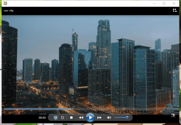 trim video wmp